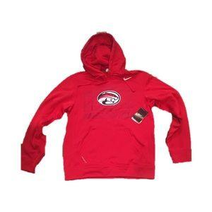 Houston Cougars Nike Hoodie Sweatshirt Medium